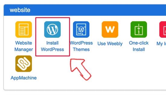 install-wordpress
