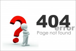 404 error page not found in wordpress