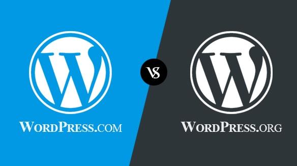 WordPress.com Vs WordPress.org_