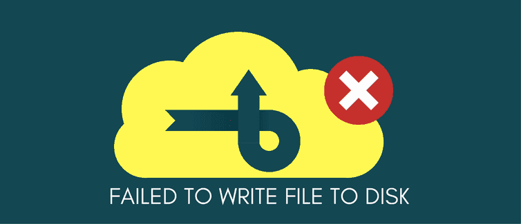 failed-to-write-file-to-disk