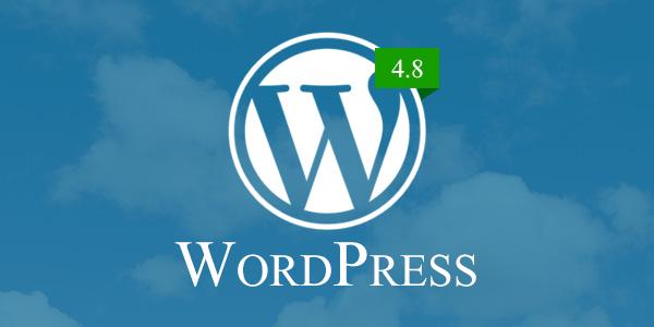 wordpress 4.8.1