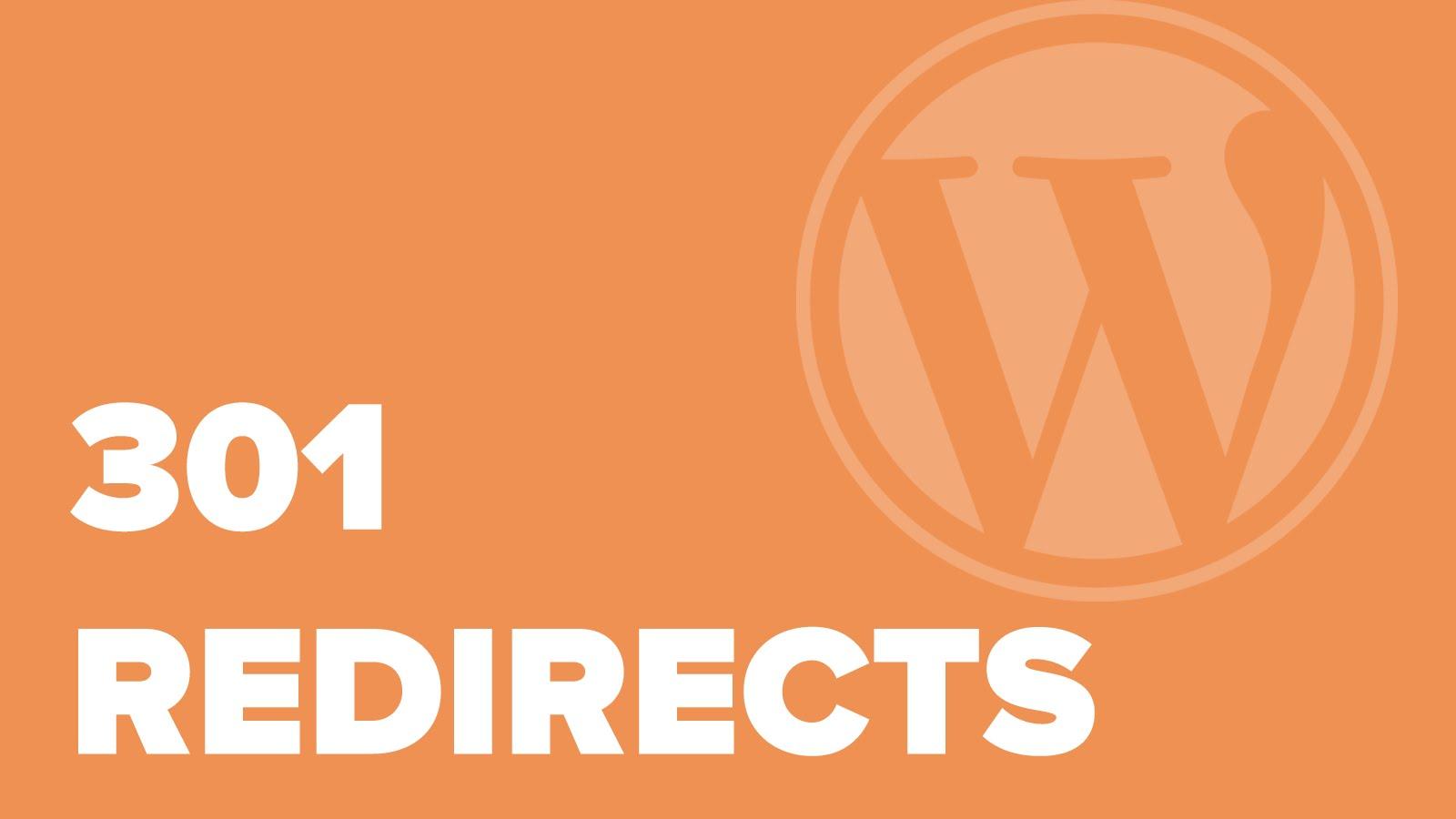 create-redirect-wordpress