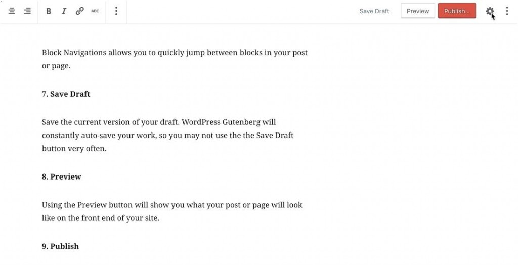 Your Complete WordPress Gutenberg Guide – Explained in Detail 15