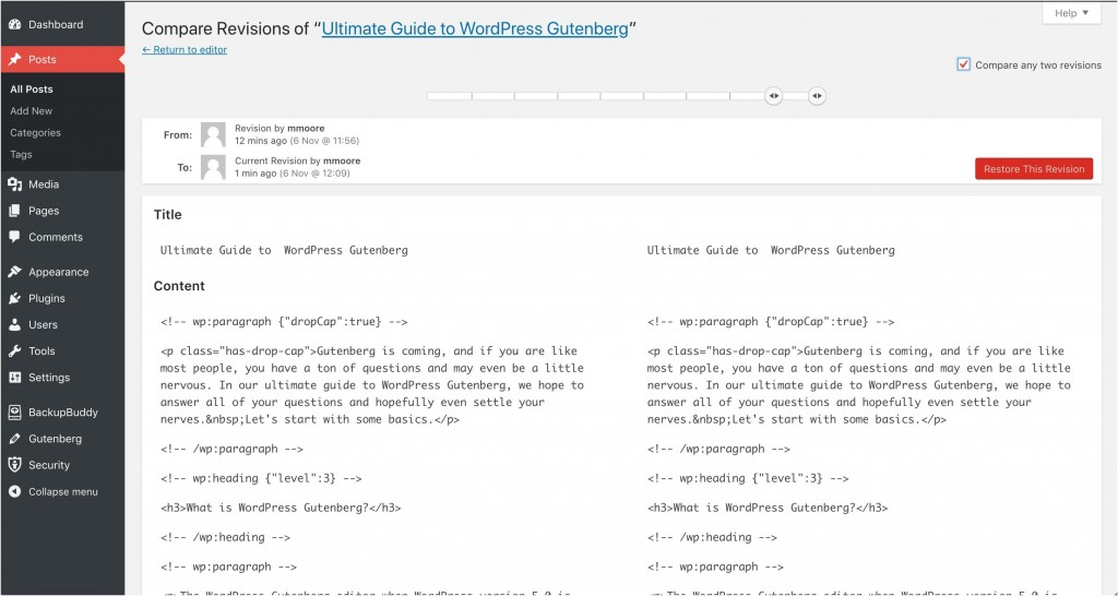 Your Complete WordPress Gutenberg Guide – Explained in Detail 19