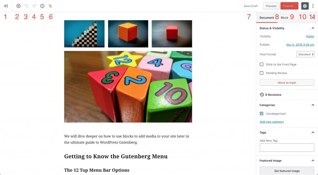 Your Complete WordPress Gutenberg Guide – Explained in Detail 10