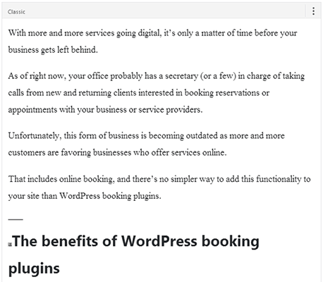 Publishing From Google Docs To Wordpress - The Definite Guide 7