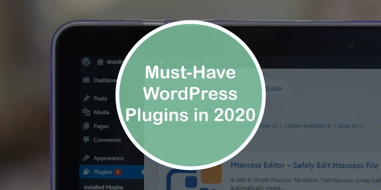 Must-have Wordpress Plugins in 2020
