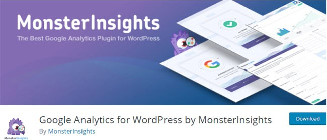 best-WordPress-plugins-MonsterInsightsbanner
