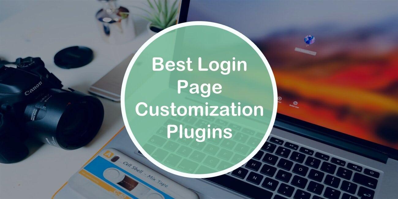 Best login page customization plugins