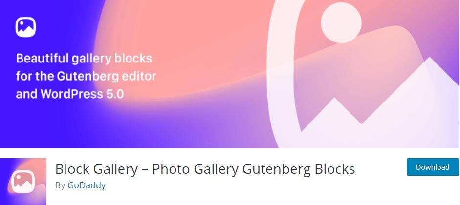 Block gallery