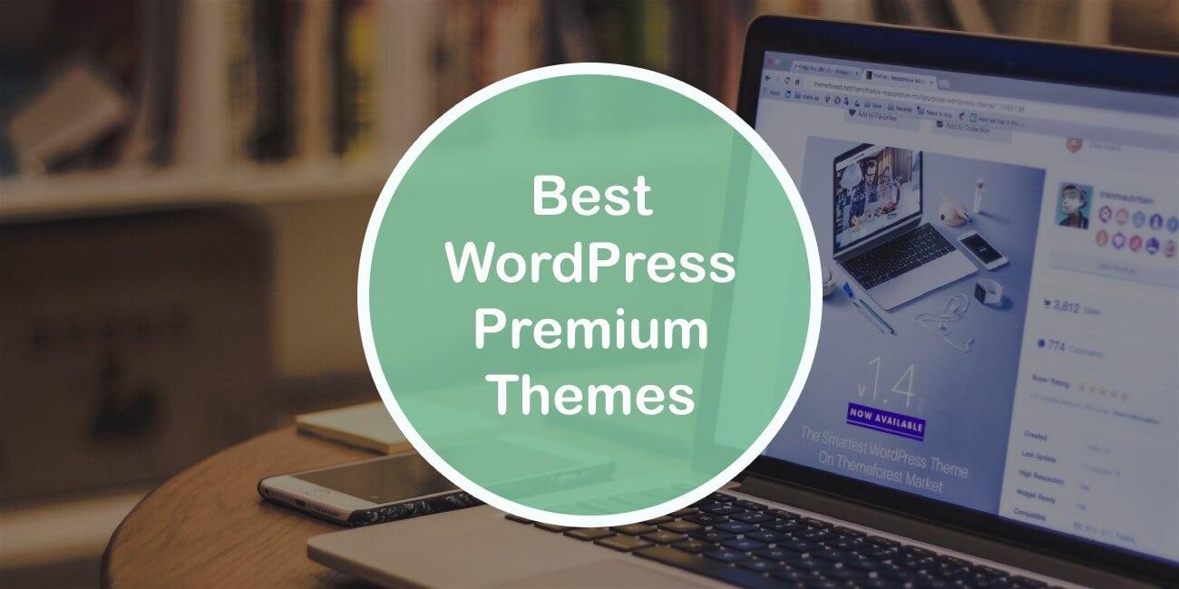 Best WordPress Premium Themes