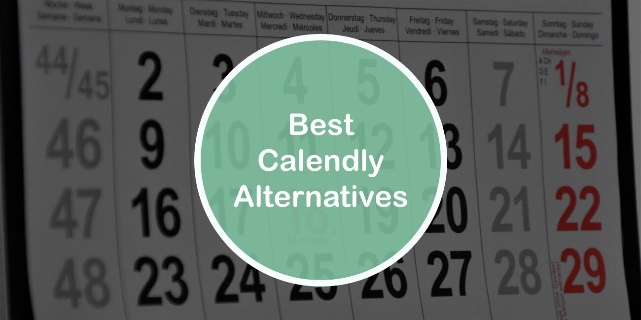 Best Calendly Alternatives