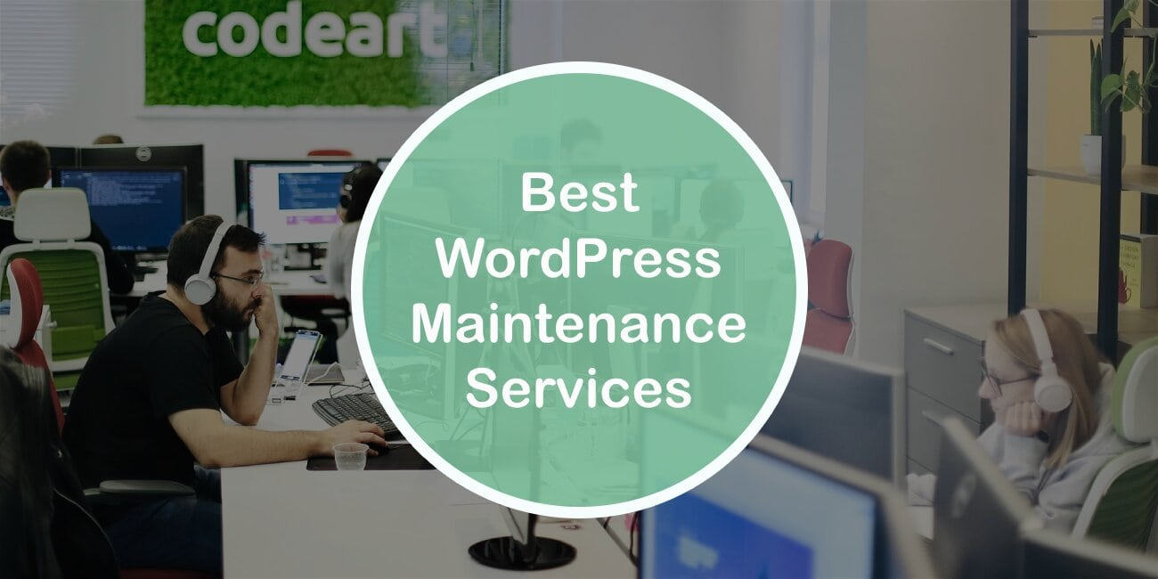 Best Wordpress Maintenance Services