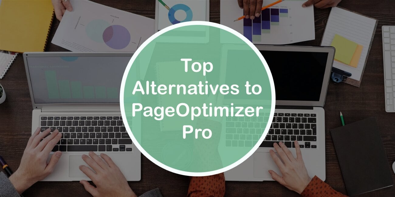 Top 3 Alternatives to PageOptimizer Pro