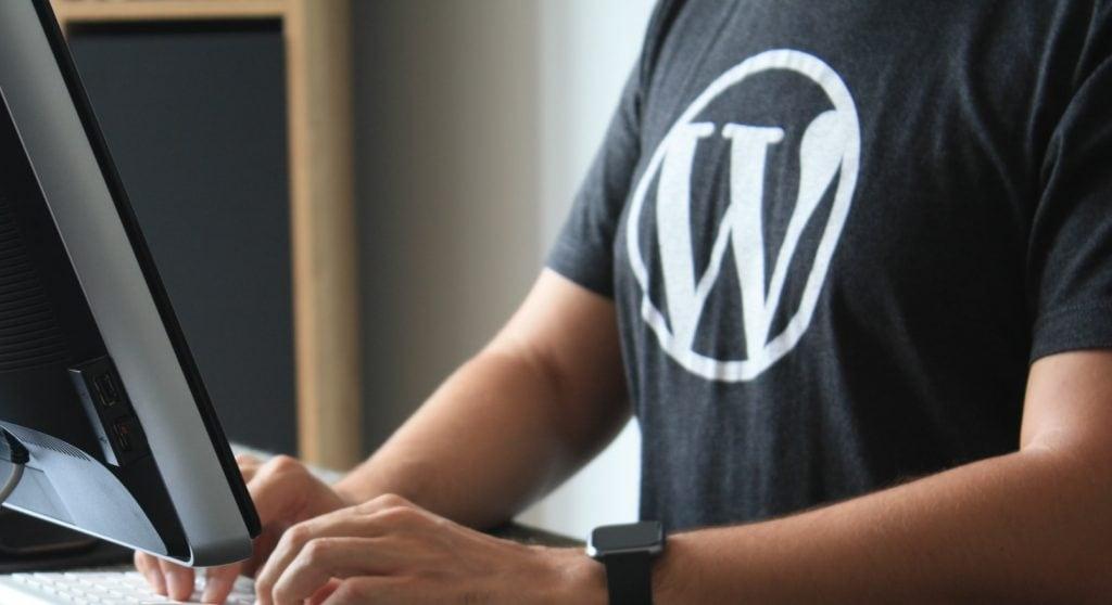 Man in WP shirt