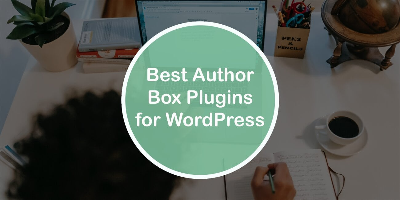 Best Author Box Plugins for WP