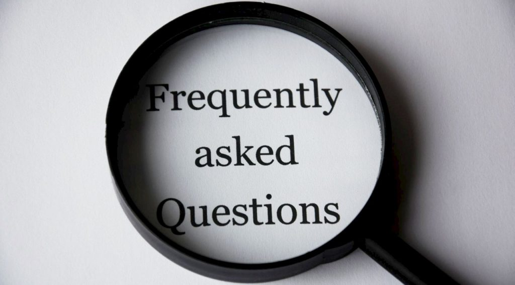 FAQ magnyfing glass