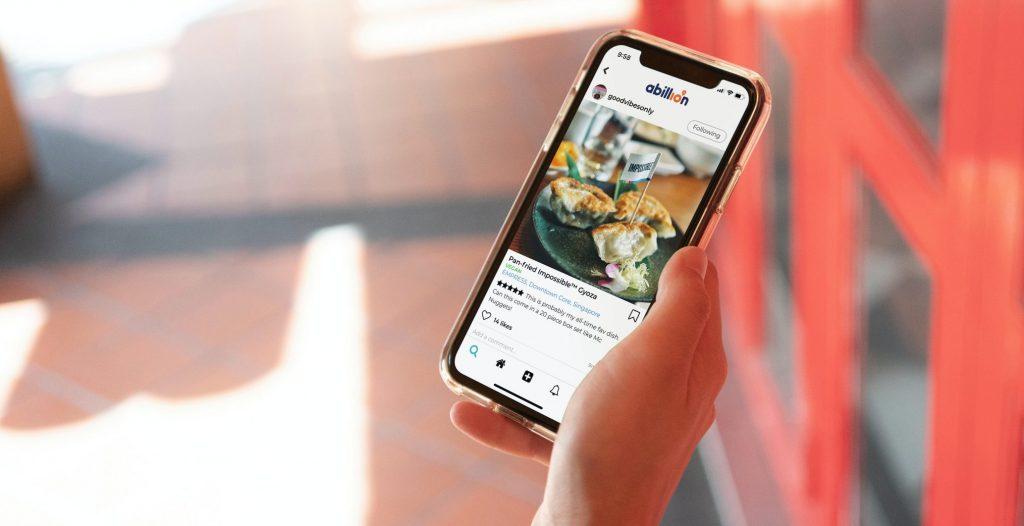 Review of Impossible gyozas on the abillion app