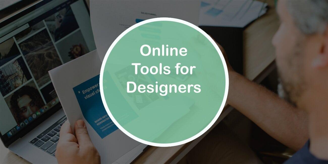 Best Online Tools for Designers